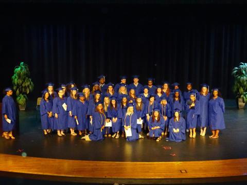 May 2017 Graduation Ceremony
