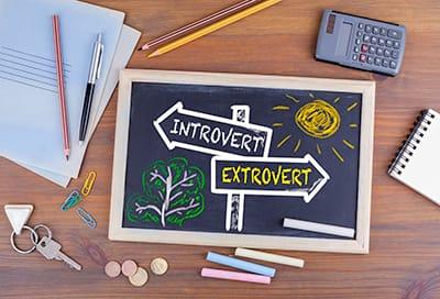 Extrovert or Introvert?