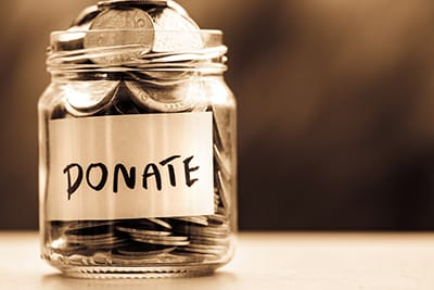 Have you ever given time or money to charity?
